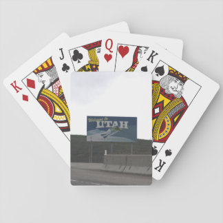 Welcome to Utah Playing Cards