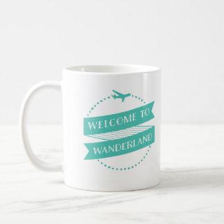 Welcome to Wanderland Mug
