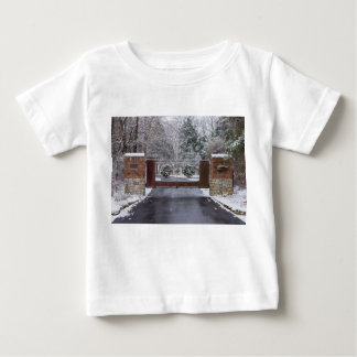 Welcome To Winter Baby T-Shirt