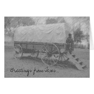 welcome wagon... card