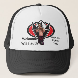 Welcome Will Fauth Trucker Hat
