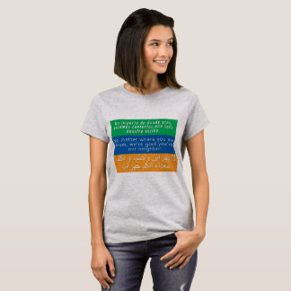 Welcome Your Neighbors T-shirt