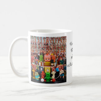 Welcoming The World Mug