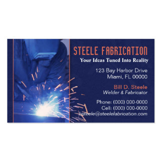 Welding Business Cards 500 Welding Busines Card Template