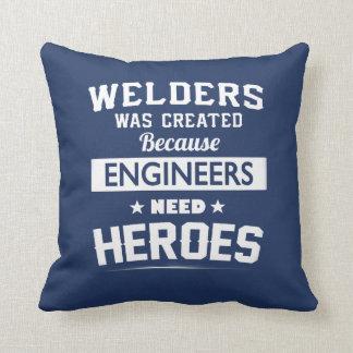 Welder Cushion