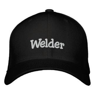 Welder Embroidered Baseball Caps
