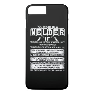 Welder iPhone 7 Plus Case