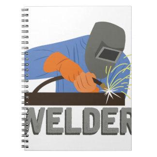 Welder Notebooks
