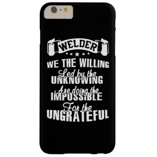 WELDER What I Do Barely There iPhone 6 Plus Case