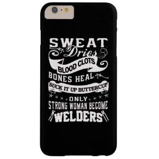 Welder Woman Barely There iPhone 6 Plus Case