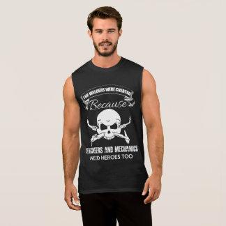 welders heroes Sleeveless T-Shirt
