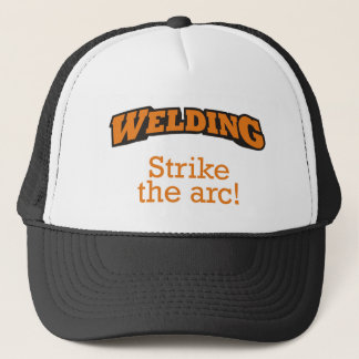Welding / Arc Trucker Hat
