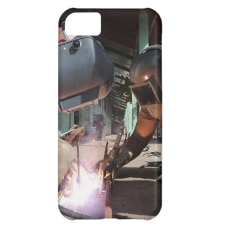 Welding iPhone 5C Case