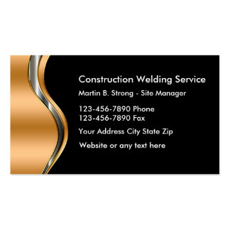 345 Welding Business Cards and Welding Business Card