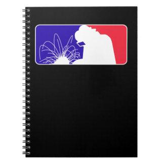 Welding Spiral Note Book