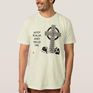 Welding Warning T-Shirt