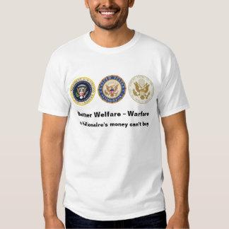 Welfare-Warfare T-shirt