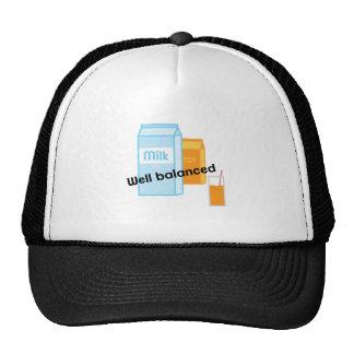 Well Balanced Mesh Hat