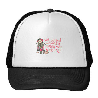 WELL BEHAVED WOMEN HAT