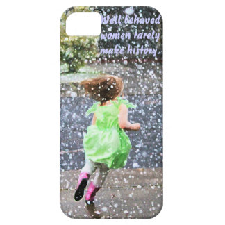 Well Behaved Women  iPhone 5 case