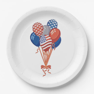 We'll Celebrate July 4th Party Paper Plates