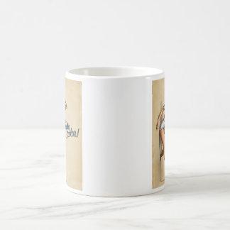 Well Hello Sailor Classic White Coffee Mug