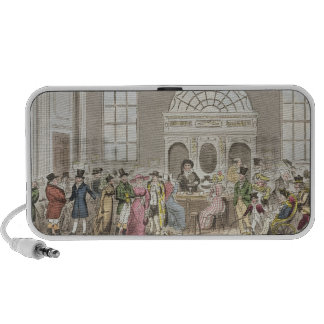 Well known Characters in the Pump Room, Bath, Taki iPhone Speaker