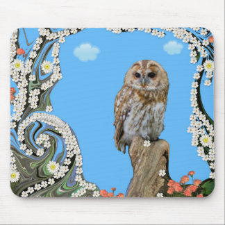 Well Owl Be! Mouse Pad