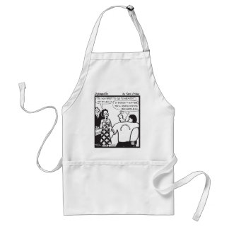 We'll Redecorate Standard Apron