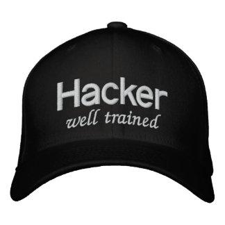 Well Trained Black Hat Hacker