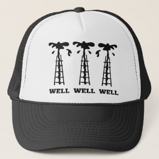 Well Well Well Trucker Hat