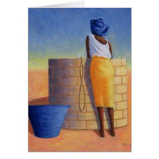 Well Woman 1999 Card