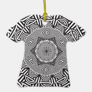 Wellcoda Aztec Life Style Test Decoration Ceramic T-Shirt Decoration