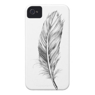 Wellcoda Bird Of A Feather Life Dream Fun iPhone 4 Cases