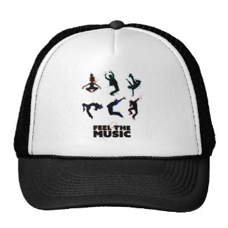 Wellcoda Feel Music Collection Headphone Cap