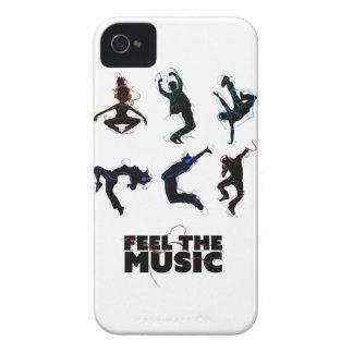 Wellcoda Feel Music Collection Headphone Case-Mate iPhone 4 Case