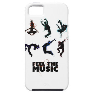 Wellcoda Feel Music Collection Headphone iPhone 5 Cases