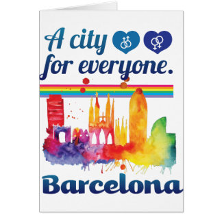 Wellcoda Friendly Barcelona Spain City Card