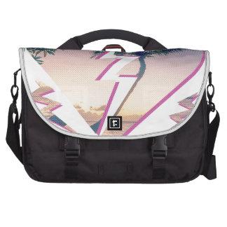 Wellcoda Heart Breaker Lover Palm Tree Bags For Laptop