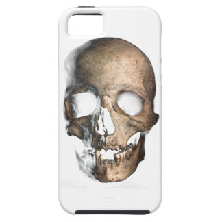 Wellcoda Human Skull Head Face Creep Mask iPhone 5 Cover