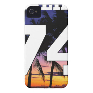 Wellcoda Malibu California USA Beach Life iPhone 4 Covers