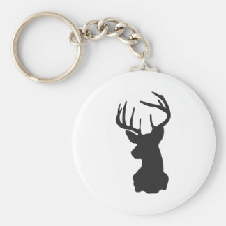 Wellcoda National Deer Hunt Stag Party Key Ring