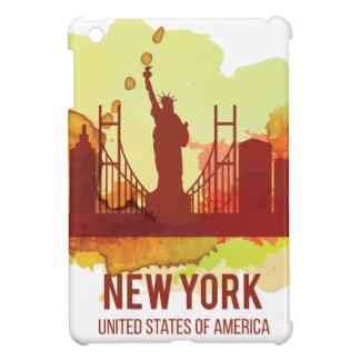 Wellcoda New York City NYC USA View Tour iPad Mini Covers