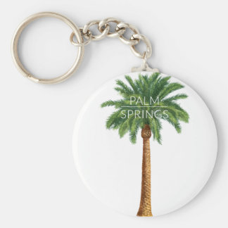 Wellcoda Palm Springs Holiday Summer Fun Key Ring