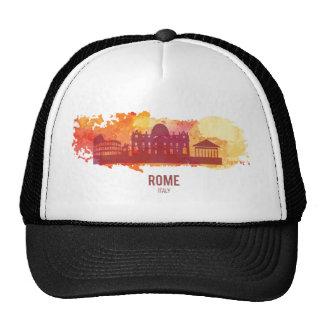 Wellcoda Rome City Capital Italy History Cap