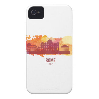 Wellcoda Rome Italy Capital City Sight iPhone 4 Case-Mate Case