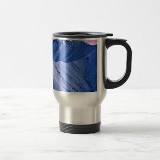 Wellcoda Triangle Summer Vibe Crazy Shape Stainless Steel Travel Mug