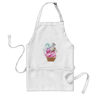 Wellcoda Unicorn Ice Cream Fun Myth Love Standard Apron