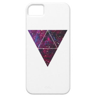 Wellcoda Universe Of Triangles Space Life Barely There iPhone 5 Case
