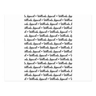 Wellcoda Vintage Apparel Font Dream Land Postcard